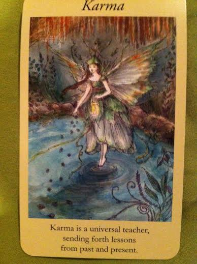 Faerie Card Reading for the Week of January 6th – 12th, 2014