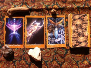 3 Card Faerie Oracle